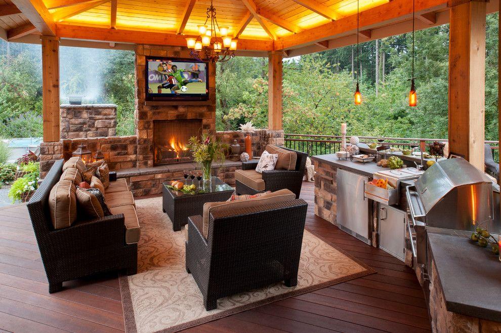 adelaparvu.com despre amenajare terasa in extinderea casei, Design Paradise Restored (5)