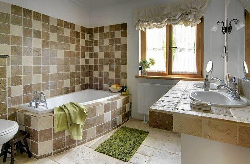 adelaparvu.com despre casa rustica cu terasa, casa Polonia, design Studio Deccor, Foto Piotr Mastalerz (15)
