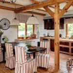 adelaparvu.com despre casa rustica cu terasa, casa Polonia, design Studio Deccor, Foto Piotr Mastalerz (18)