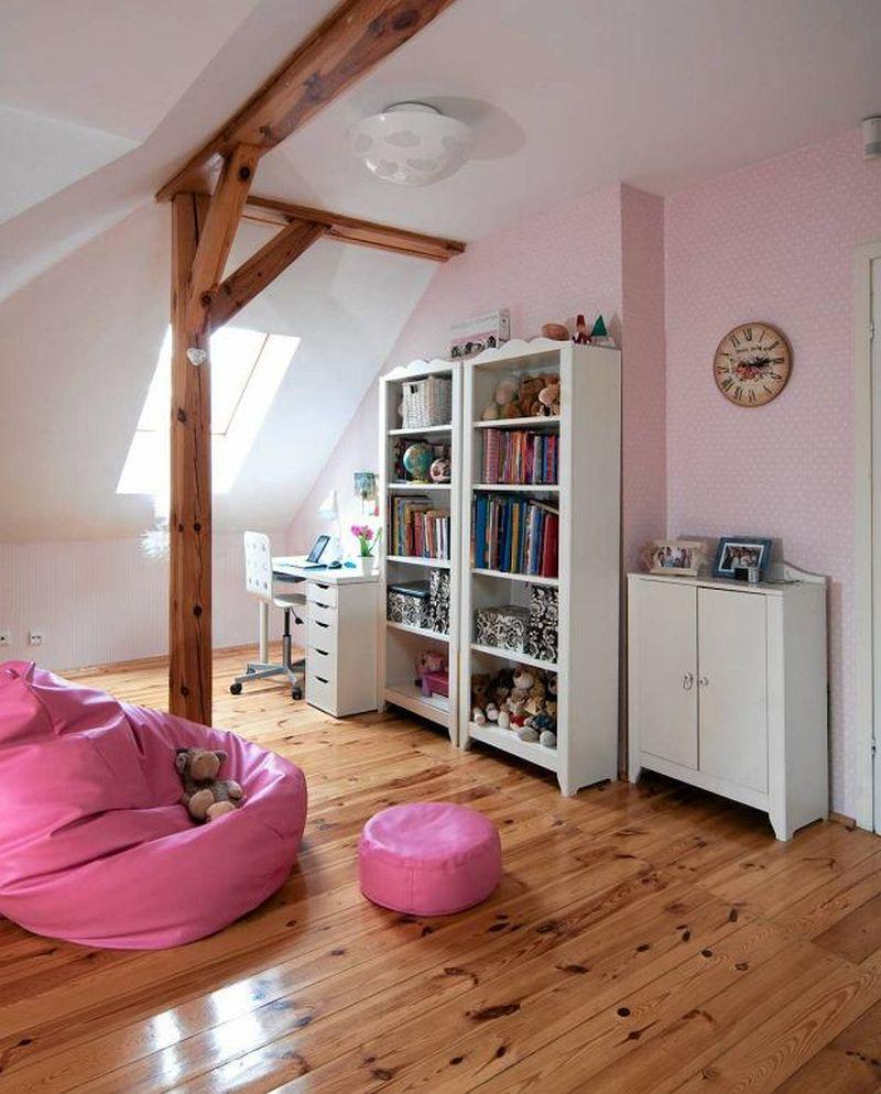 adelaparvu.com despre casa rustica cu terasa, casa Polonia, design Studio Deccor, Foto Piotr Mastalerz (8)