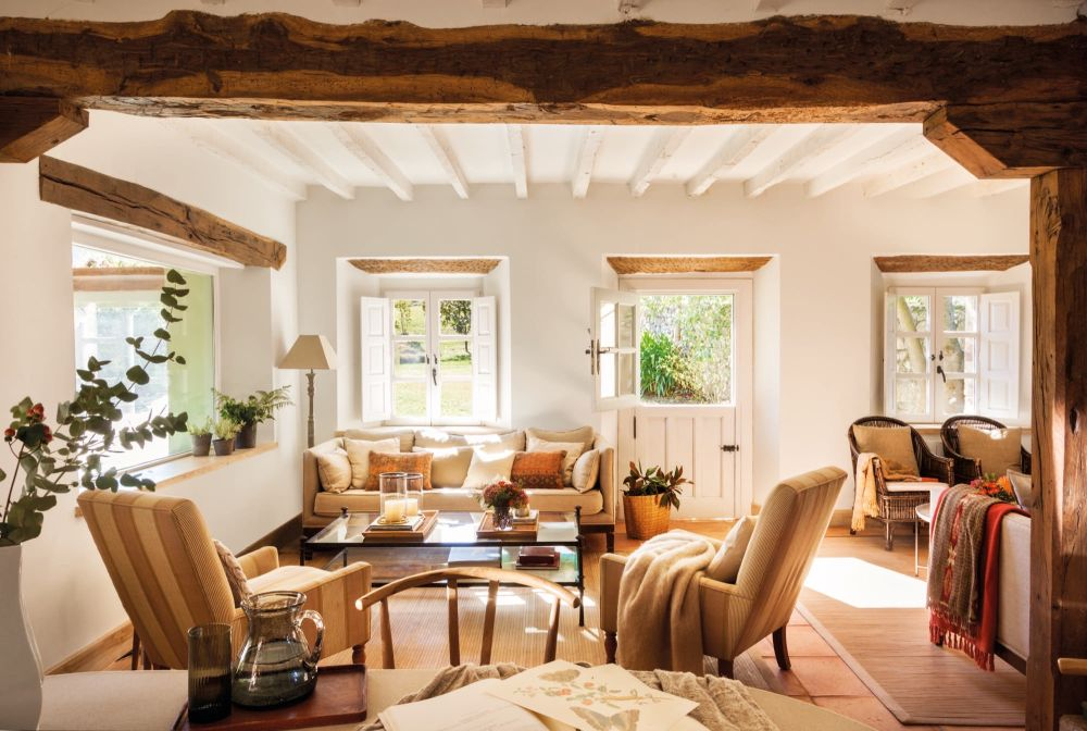 adelaparvu.com despre casa rustica renovata, Spania, Foto Felipe Scheffel, ElMueble (6)