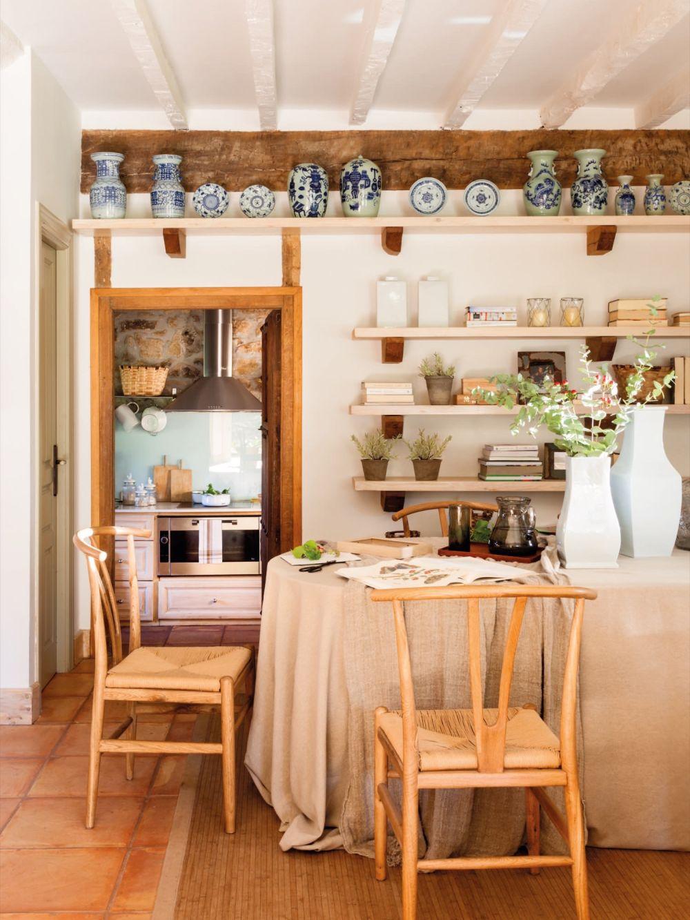 adelaparvu.com despre casa rustica renovata, Spania, Foto Felipe Scheffel, ElMueble (7)