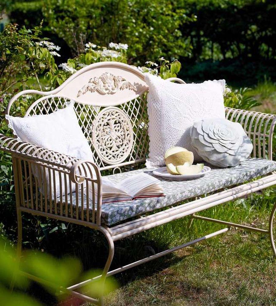 adelaparvu.com despre casuta de gradina in stil shabby chic, foto Deco und Style (9)