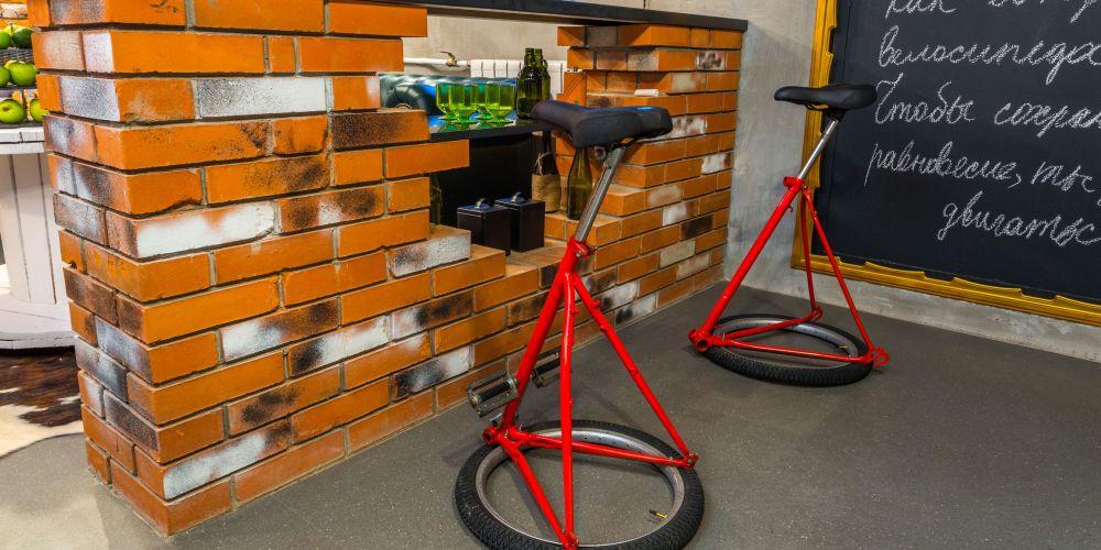 adelaparvu.com despre garaj transformat in club barbatesc, Designer Julia Tolkacheva, Foto Yuri Tokarev (7)