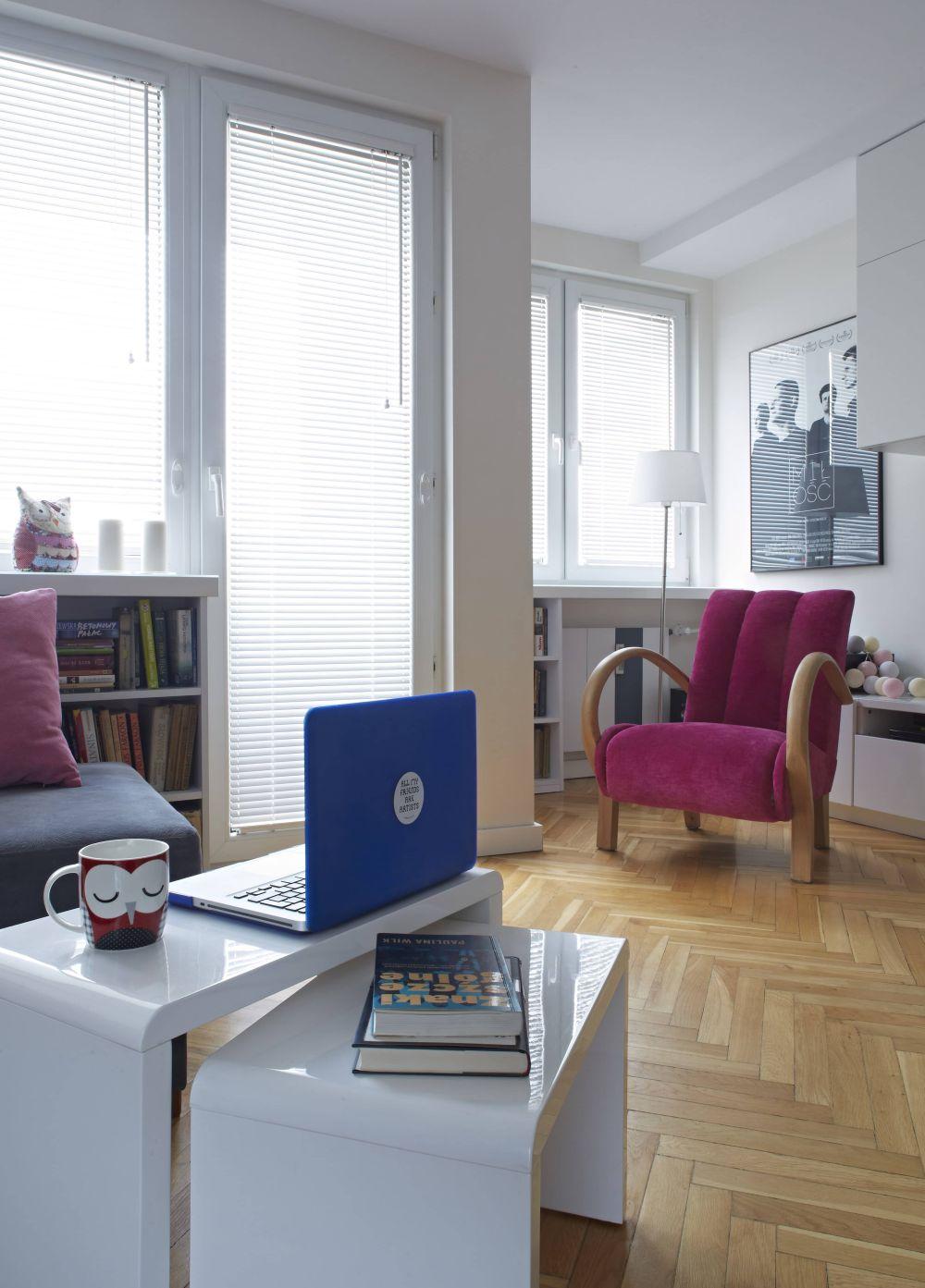 adelaparvu.com despre garsoniera 28 mp modern amenajata, Designer Marta Kruczyk, Foto InMagine (5)