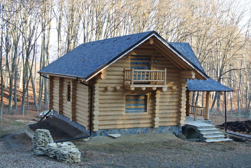 adelaparvu.com despre acoperisuri Tegola, cabana zona Suceava (3)