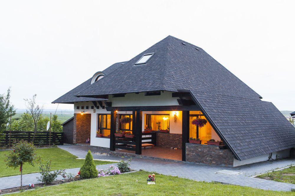 adelaparvu.com despre acoperisuri Tegola, proiect casa Arh Sebastian Adamovici , Foto Tegola (2)