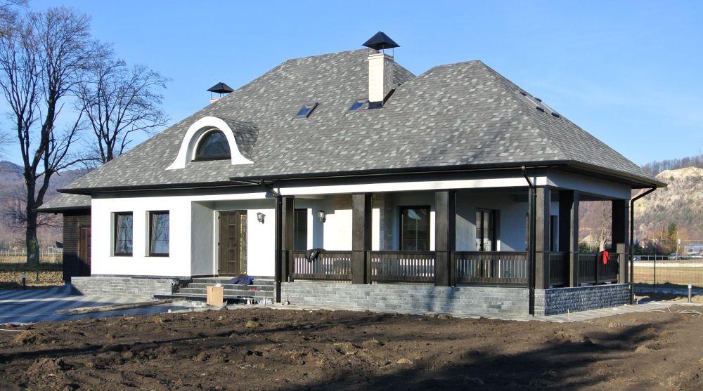 adelaparvu.com despre acoperisuri in stil traditional cu Tegola, proiect casa Arh Bogdan Adomnitei, Foto Tegola (1)