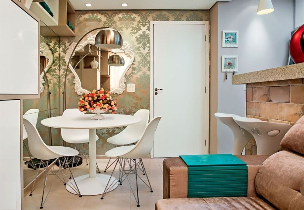 adelaparvu.com despre apartament 37 mp cu 2 dormitoare, Brazilia, design Only Design de Interiores, Foto Jefferson Ohara (1)