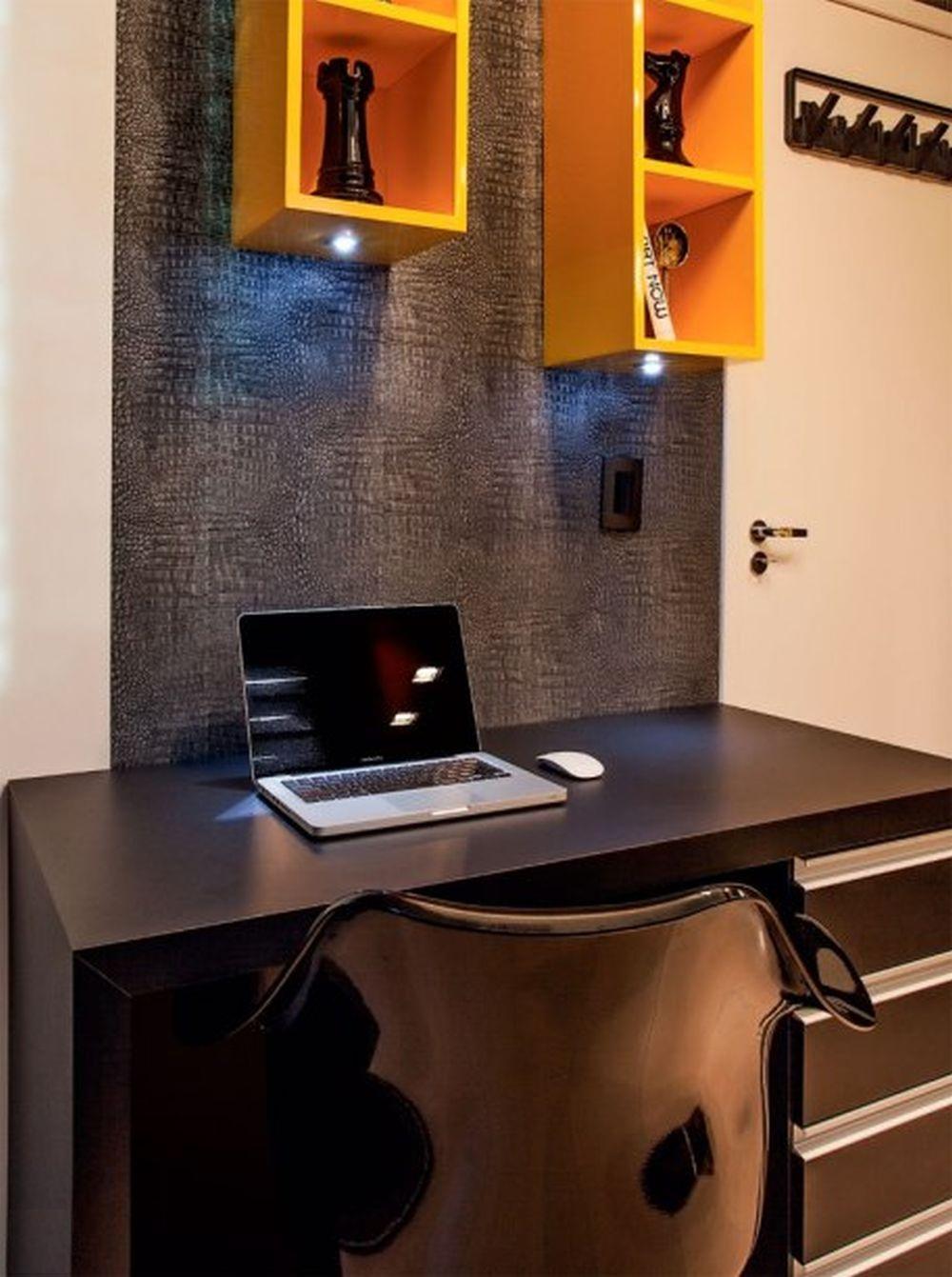 adelaparvu.com despre apartament 37 mp cu 2 dormitoare, Brazilia, design Only Design de Interiores, Foto Jefferson Ohara (10)