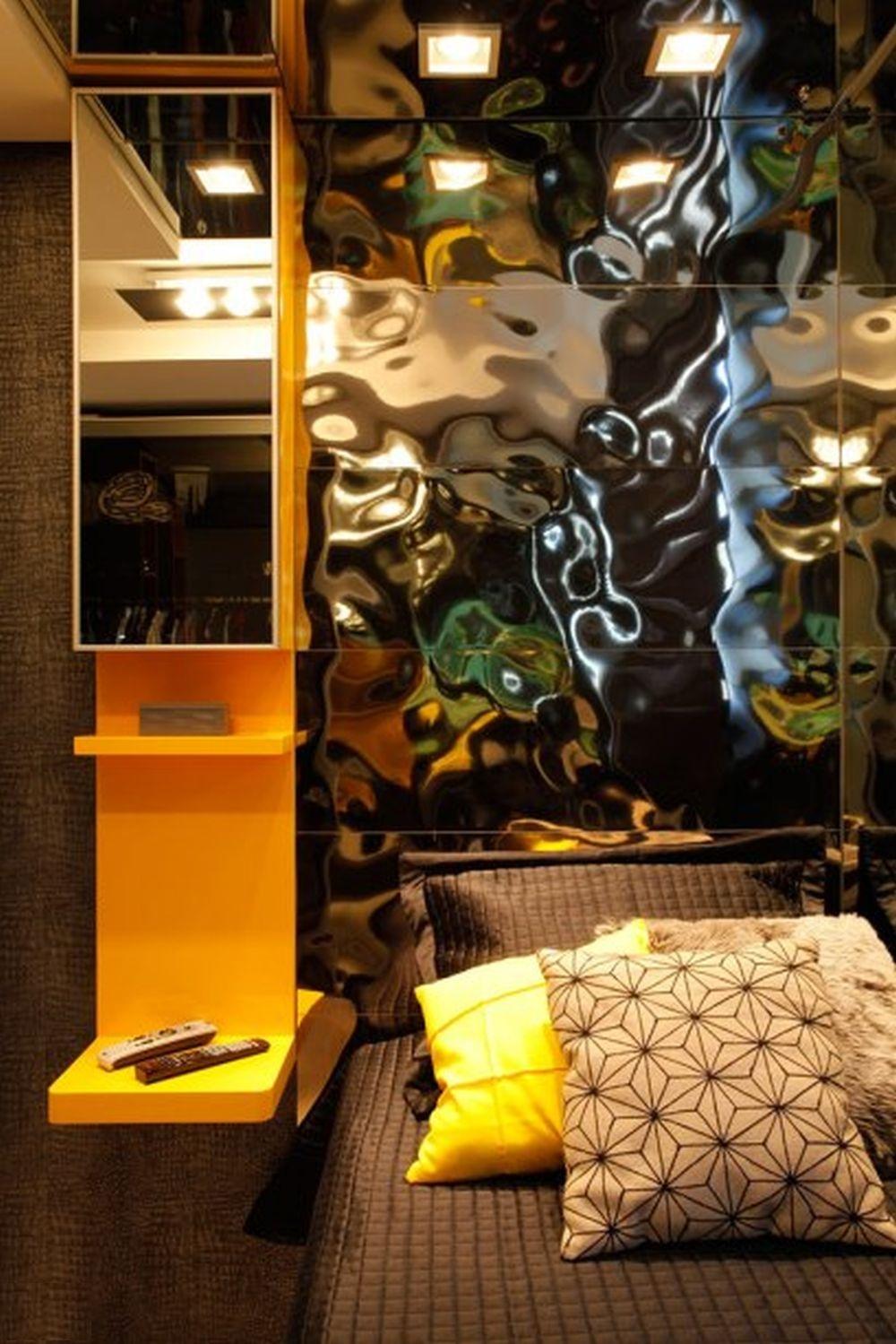 adelaparvu.com despre apartament 37 mp cu 2 dormitoare, Brazilia, design Only Design de Interiores, Foto Jefferson Ohara (11)