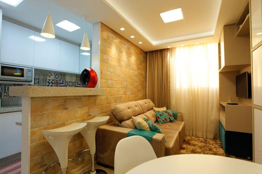 adelaparvu.com despre apartament 37 mp cu 2 dormitoare, Brazilia, design Only Design de Interiores, Foto Jefferson Ohara (3)