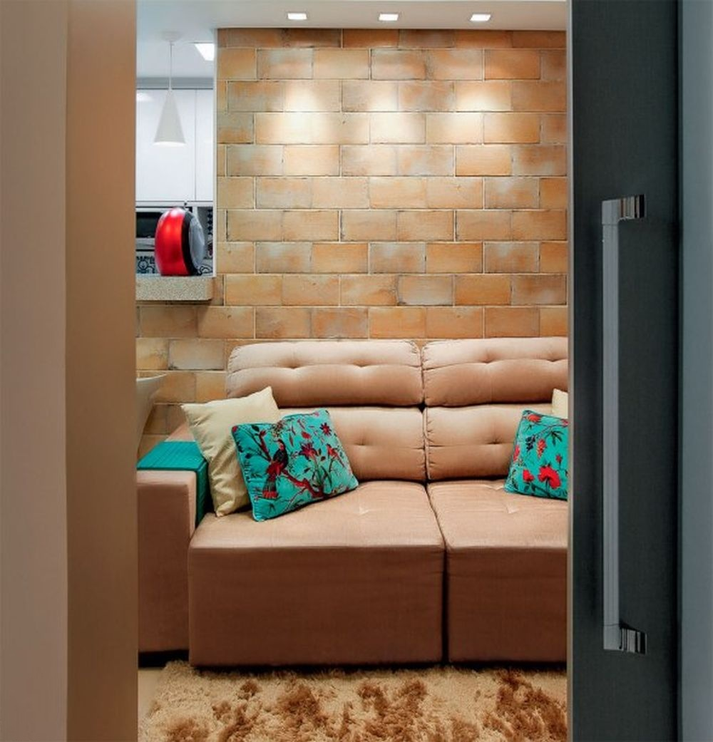 adelaparvu.com despre apartament 37 mp cu 2 dormitoare, Brazilia, design Only Design de Interiores, Foto Jefferson Ohara (8)