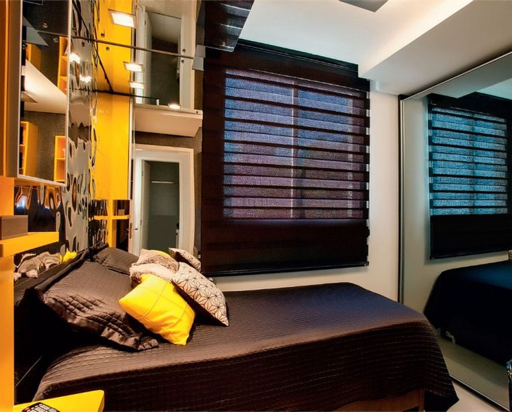 adelaparvu.com despre apartament 37 mp cu 2 dormitoare, Brazilia, design Only Design de Interiores, Foto Jefferson Ohara (9)