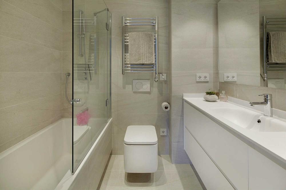 adelaparvu.com despre apartament cu 5 camere, Spania, Zarautz, designer Inigo Echave, Foto Echave Decoracion (1)