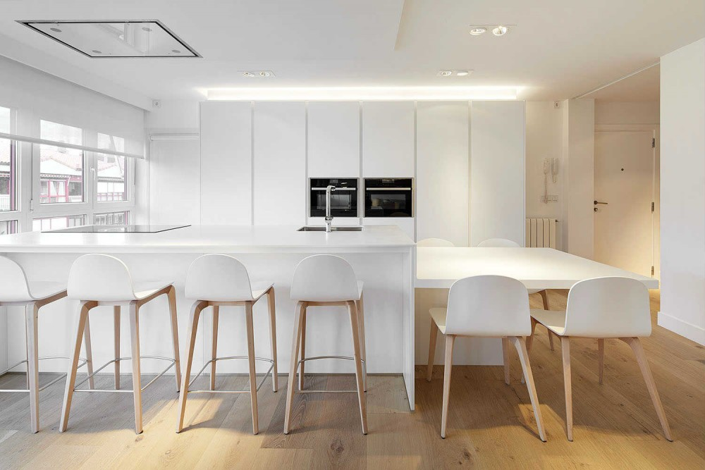 adelaparvu.com despre apartament cu 5 camere, Spania, Zarautz, designer Inigo Echave, Foto Echave Decoracion (10)