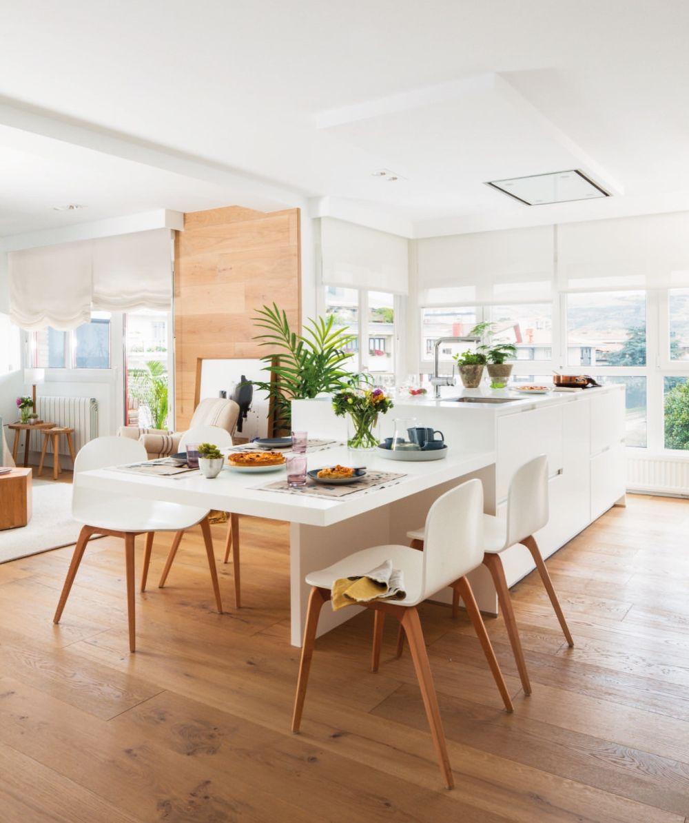 adelaparvu.com despre apartament cu 5 camere, Spania, Zarautz, designer Inigo Echave, Foto ElMueble (1)