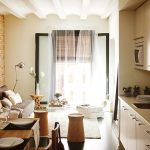 adelaparvu.com despre apartament lung si ingust de 55 mp, tip loft, Barcelona, Foto Hearst Documentation (2)