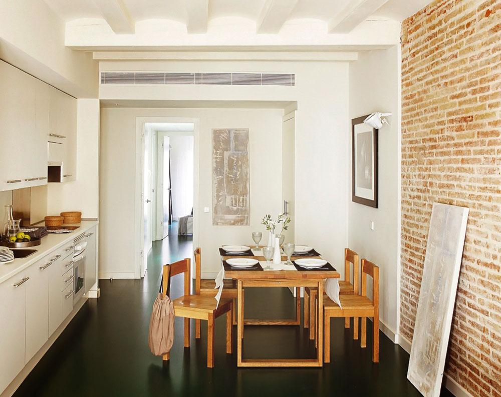 adelaparvu.com despre apartament lung si ingust de 55 mp, tip loft, Barcelona, Foto Hearst Documentation (4)