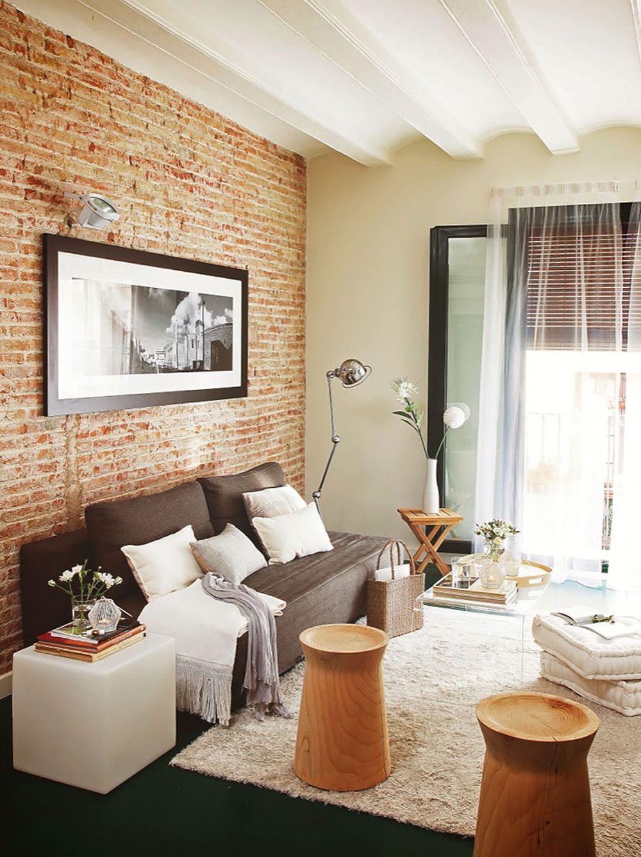 adelaparvu.com despre apartament lung si ingust de 55 mp, tip loft, Barcelona, Foto Hearst Documentation (5)