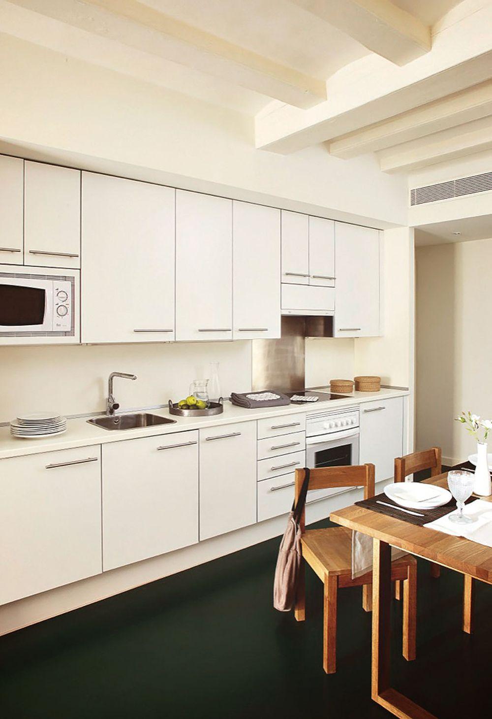 adelaparvu.com despre apartament lung si ingust de 55 mp, tip loft, Barcelona, Foto Hearst Documentation (6)