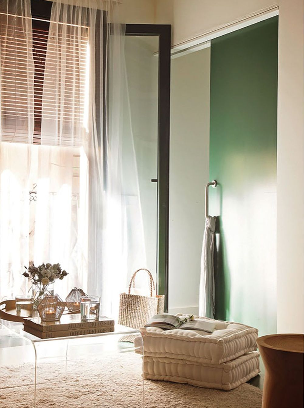 adelaparvu.com despre apartament lung si ingust de 55 mp, tip loft, Barcelona, Foto Hearst Documentation (7)