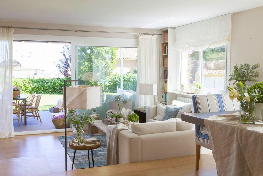 adelaparvu.com despre casa cu gradina, accente marine, designer Jeanette Dresing, Foto Feran Freixa (1)