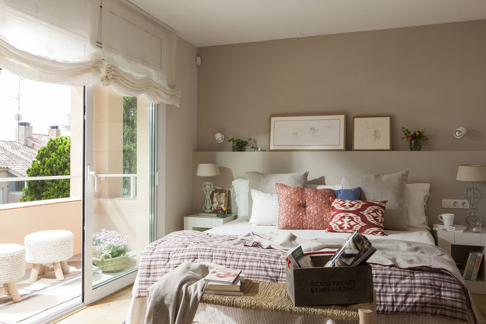 adelaparvu.com despre casa cu gradina, accente marine, designer Jeanette Dresing, Foto Feran Freixa (19)