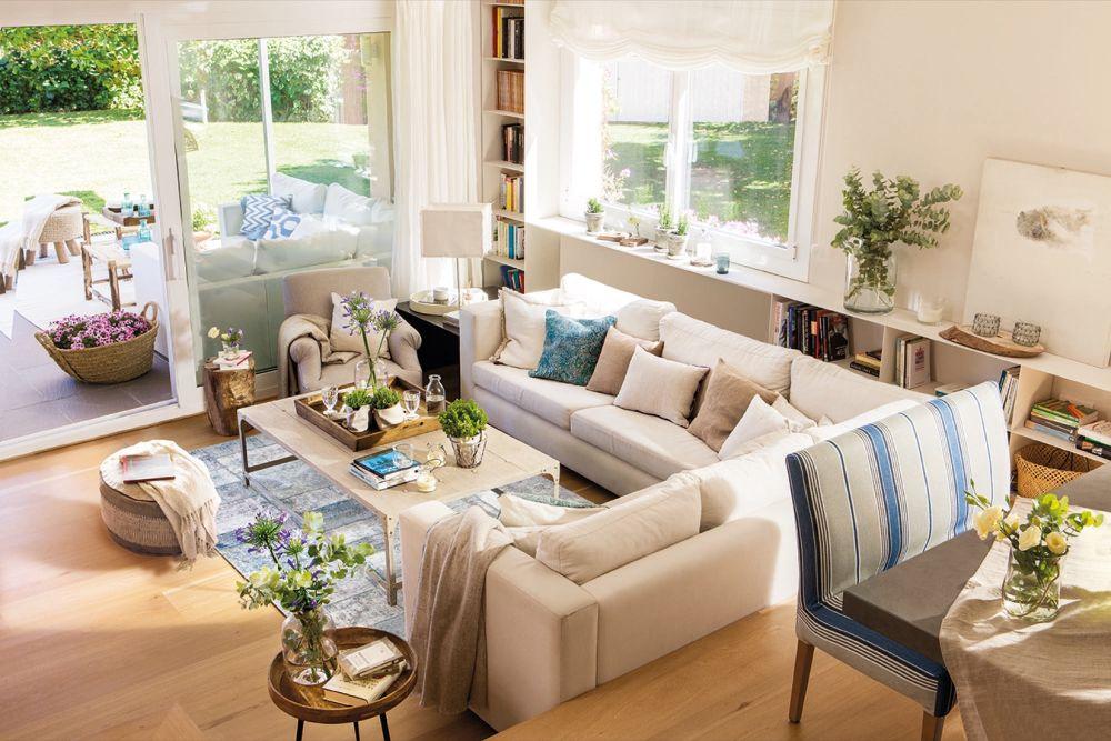 adelaparvu.com despre casa cu gradina, accente marine, designer Jeanette Dresing, Foto Feran Freixa (3)
