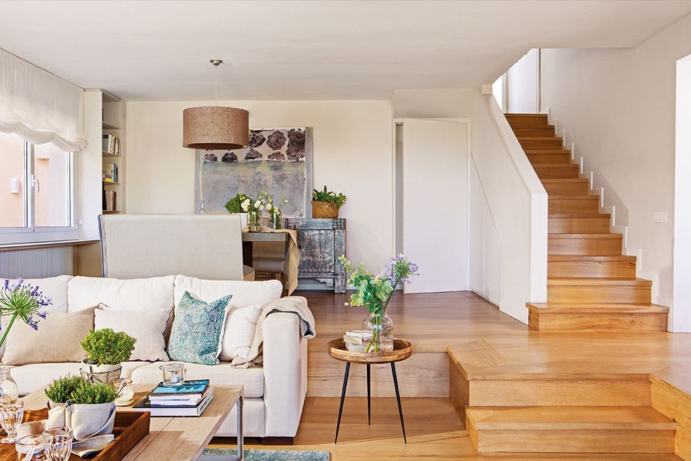 adelaparvu.com despre casa cu gradina, accente marine, designer Jeanette Dresing, Foto Feran Freixa (4)