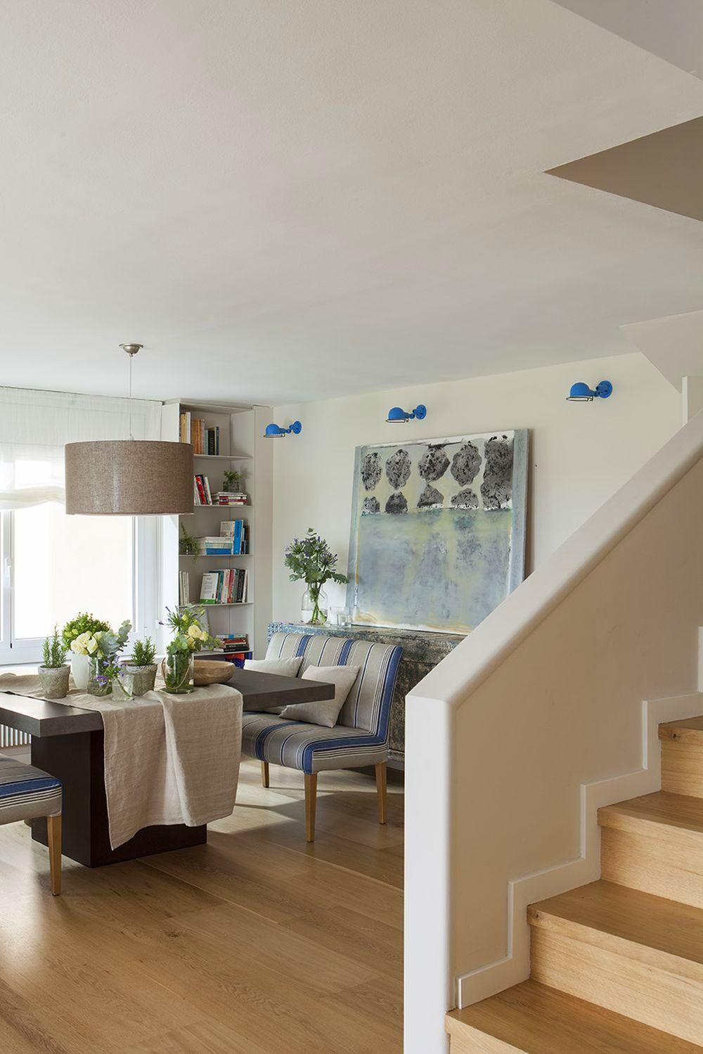adelaparvu.com despre casa cu gradina, accente marine, designer Jeanette Dresing, Foto Feran Freixa (7)
