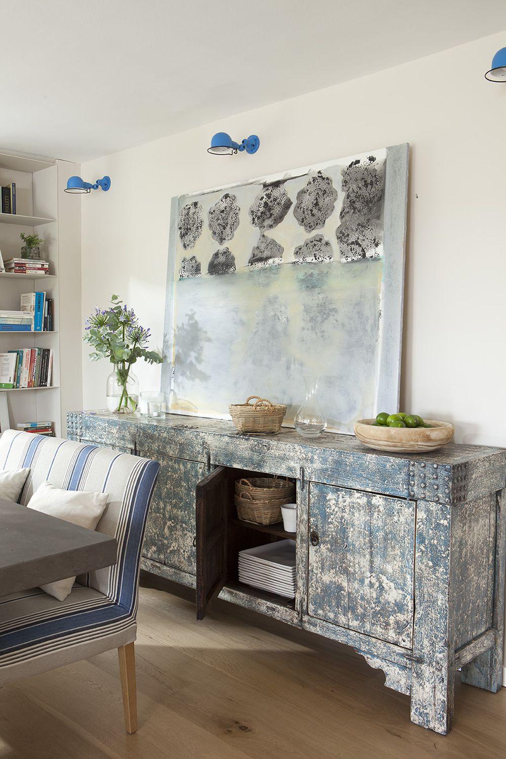 adelaparvu.com despre casa cu gradina, accente marine, designer Jeanette Dresing, Foto Feran Freixa (8)