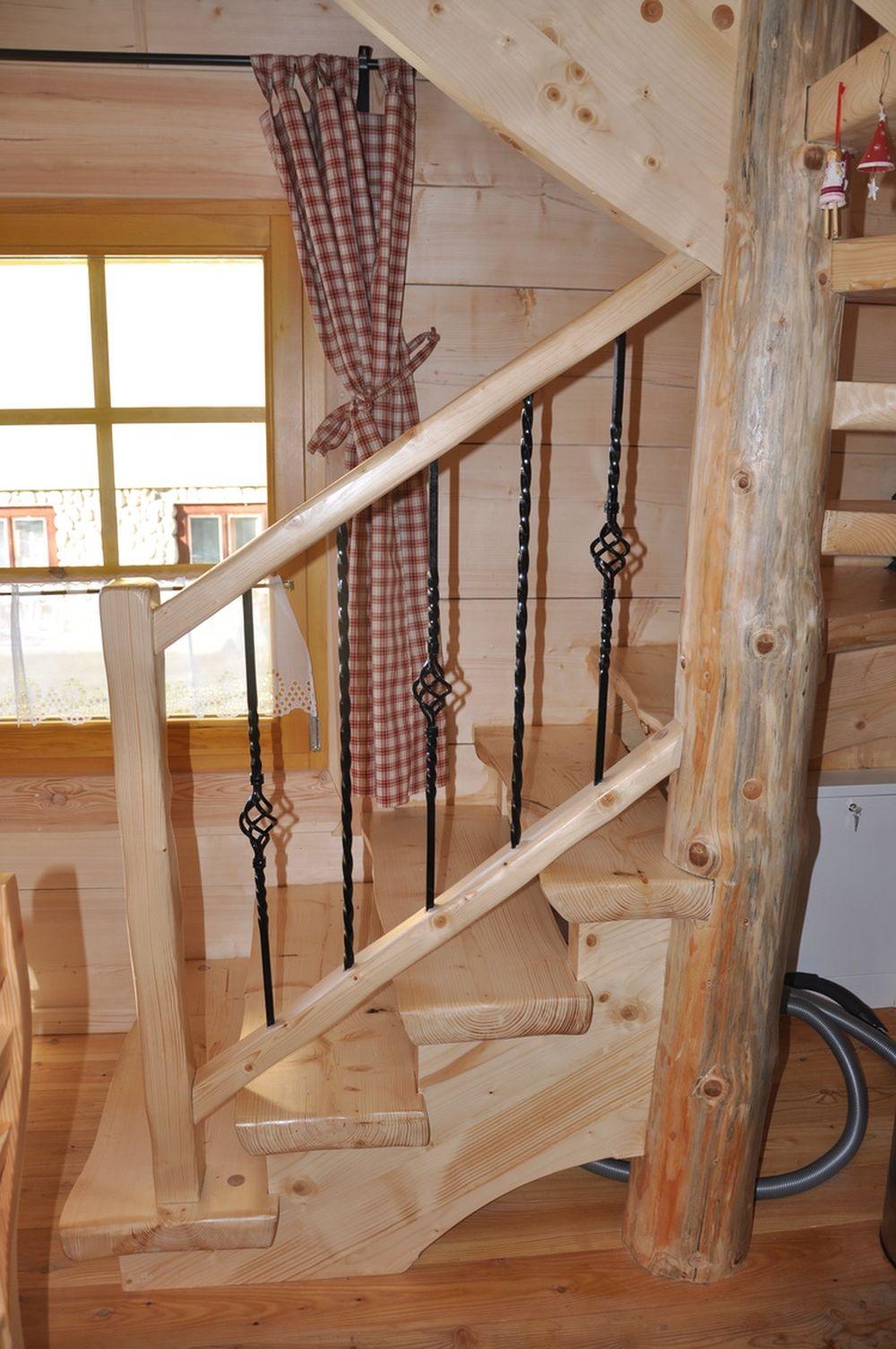 adelaparvu.com despre casa de vacanta din barne lemn, 52 mp, Design si foto The Little Log House Company, Polonia (18)