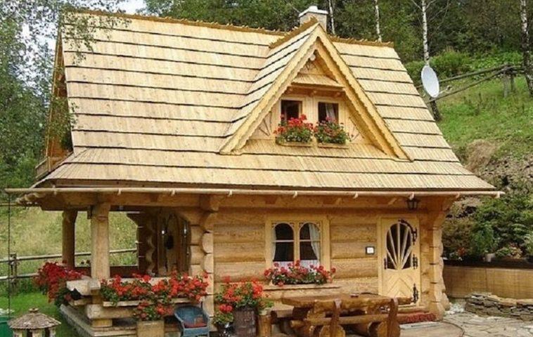 Casă Din Lemn De 52 Mp Pentru Vacanță Adela Parvu Interior Design Blogger