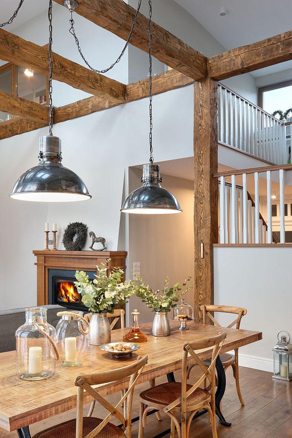 adelaparvu.com despre casa in stil toscan, casa Polonia, Design Alex Design, Foto Radoslaw Wojnar (1)