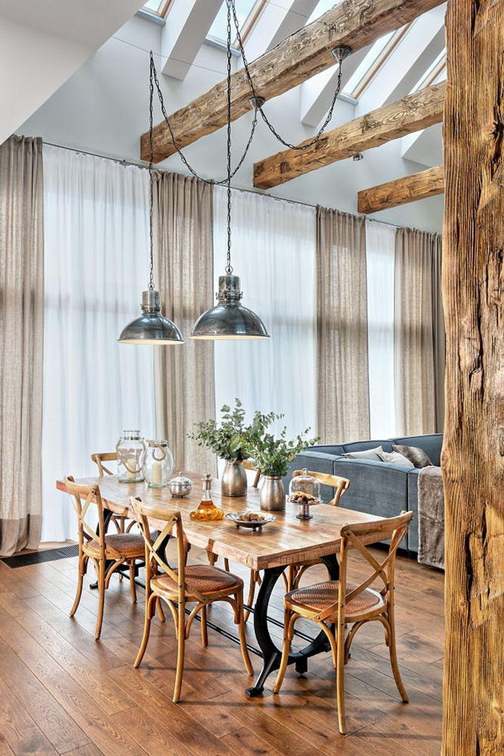 adelaparvu.com despre casa in stil toscan, casa Polonia, Design Alex Design, Foto Radoslaw Wojnar (11)