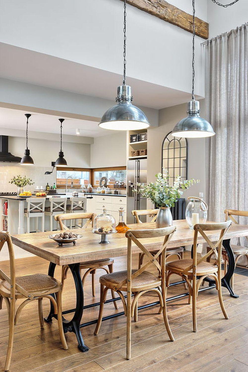adelaparvu.com despre casa in stil toscan, casa Polonia, Design Alex Design, Foto Radoslaw Wojnar (13)