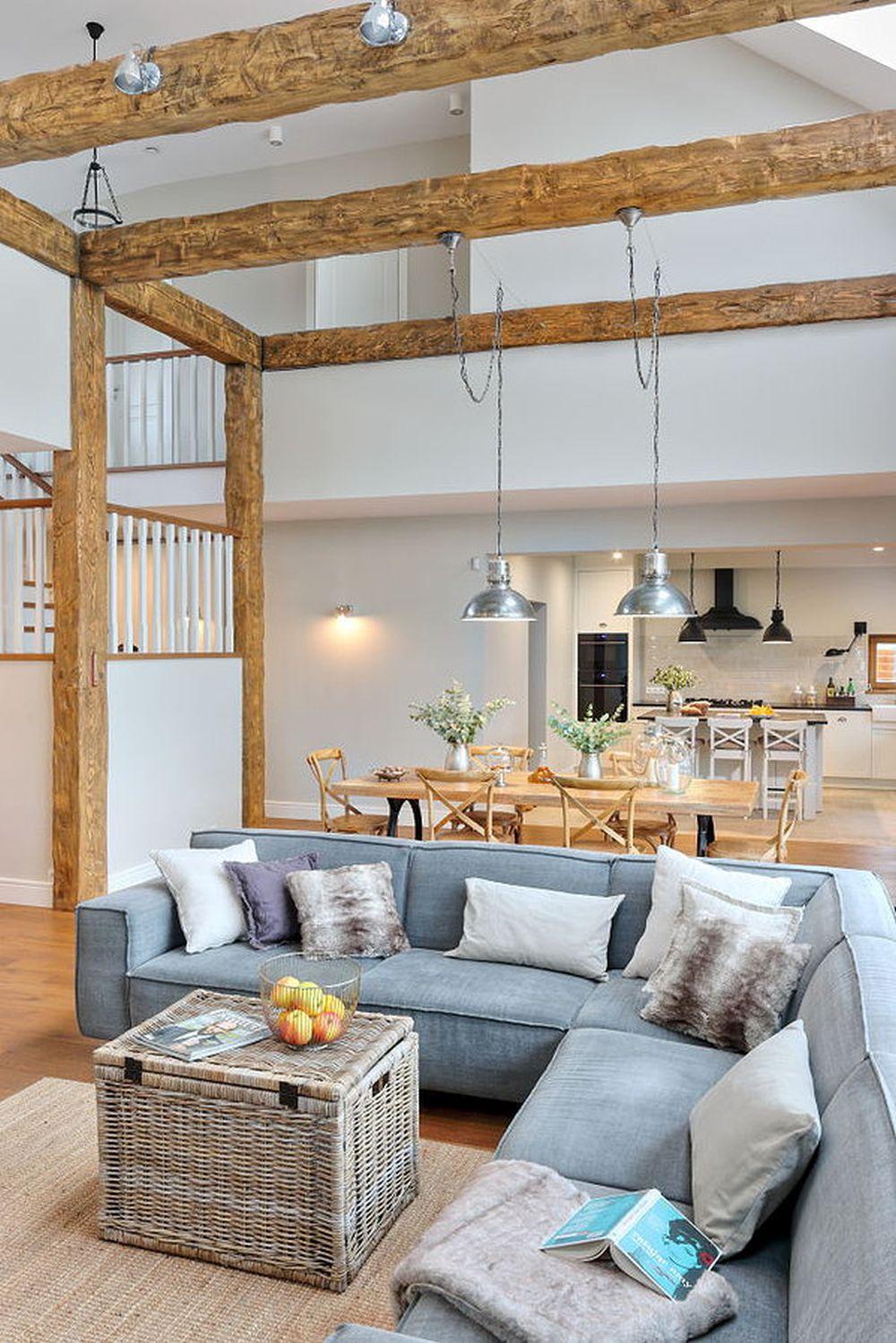 adelaparvu.com despre casa in stil toscan, casa Polonia, Design Alex Design, Foto Radoslaw Wojnar (2)