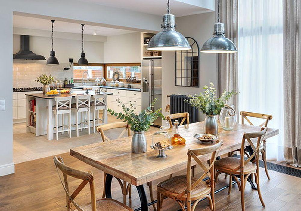 adelaparvu.com despre casa in stil toscan, casa Polonia, Design Alex Design, Foto Radoslaw Wojnar (5)
