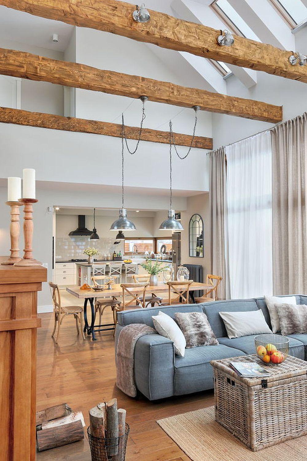 adelaparvu.com despre casa in stil toscan, casa Polonia, Design Alex Design, Foto Radoslaw Wojnar (9)