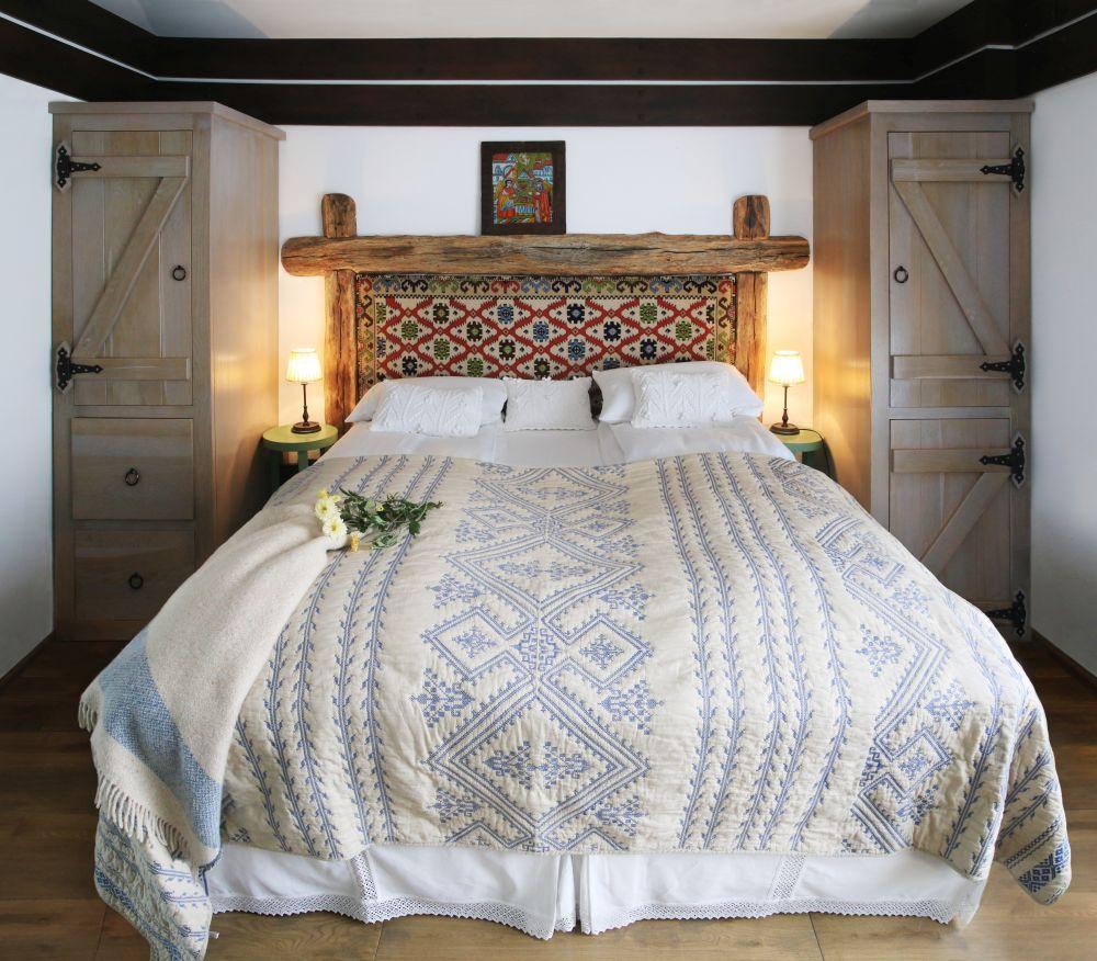 adelaparvu.com despre casa traditional romaneasca Dambovicioara, judetul Arges, arh. Sorin Istudor, designer Marinela Filip (23)