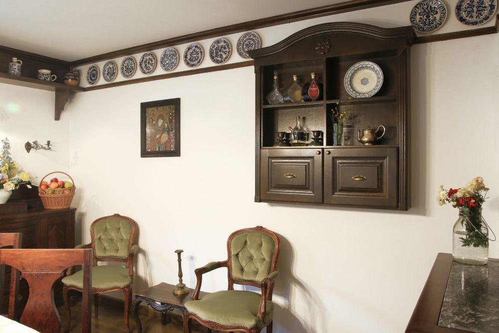 adelaparvu.com despre casa traditional romaneasca Dambovicioara, judetul Arges, arh. Sorin Istudor, designer Marinela Filip (30)