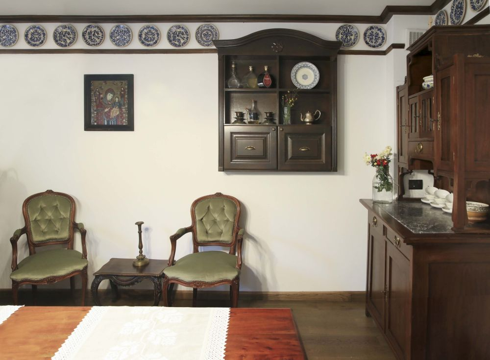adelaparvu.com despre casa traditional romaneasca Dambovicioara, judetul Arges, arh. Sorin Istudor, designer Marinela Filip (32)
