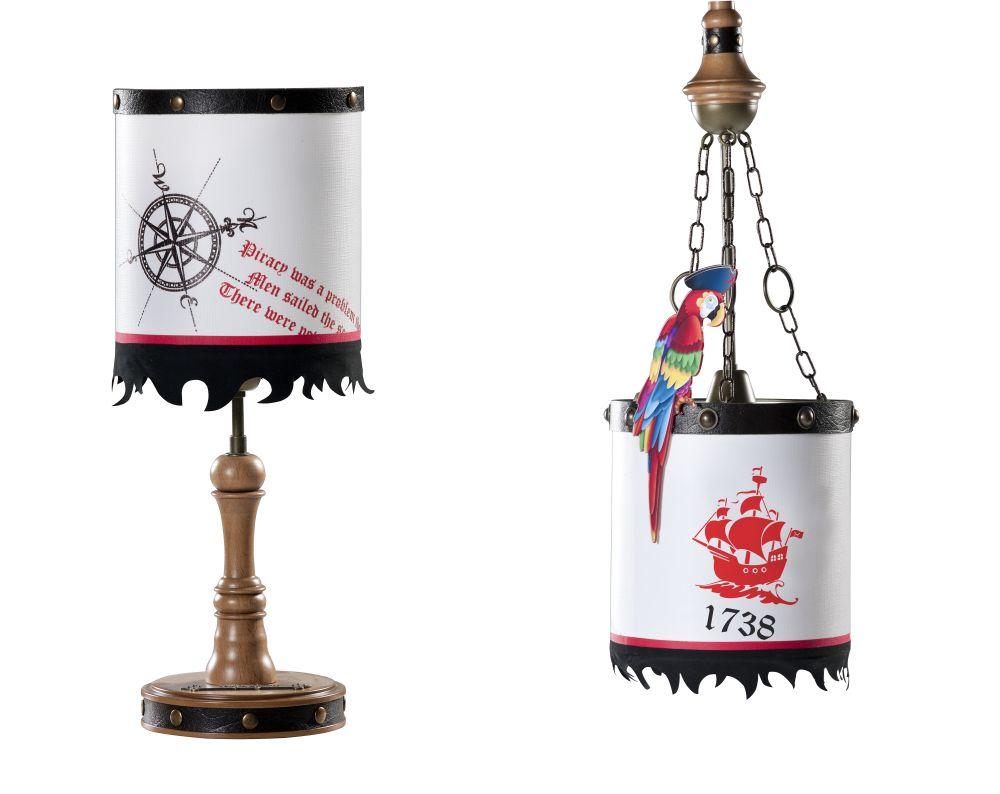 adelaparvu.com despre mobila personalizata tema pirati, camere copii Pirate de la Kika (5)