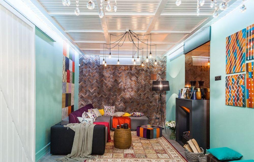 adelaparvu.com despre subsol transformat in living, Design Anna Pustovoytova si Elena Nikitina, Archbaby, Foto Vladimir Burtsev (1)