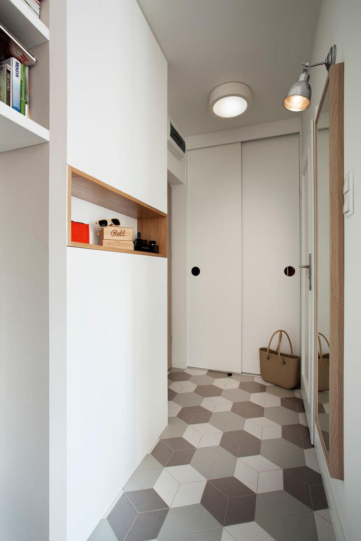 adelaparvu.com despre amenajare apartament 2 camere, 36 mp, Polonia, design interior Magdalena Ilmer, Foto Boho Studio (1)