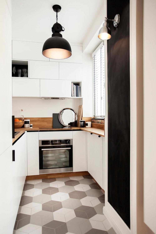 adelaparvu.com despre amenajare apartament 2 camere, 36 mp, Polonia, design interior Magdalena Ilmer, Foto Boho Studio (4)