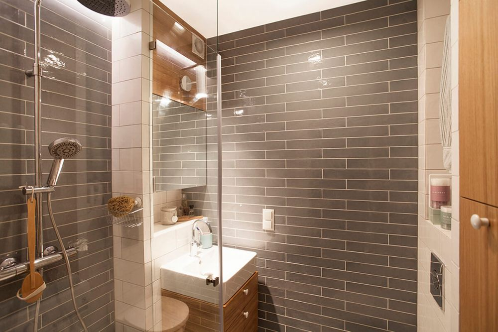 adelaparvu.com despre amenajare apartament 2 camere, 36 mp, Polonia, design interior Magdalena Ilmer, Foto Boho Studio (9)