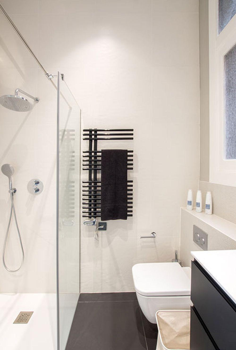 adelaparvu.com despre apartament 80 mp, Barcelona, design Drom Living (1)