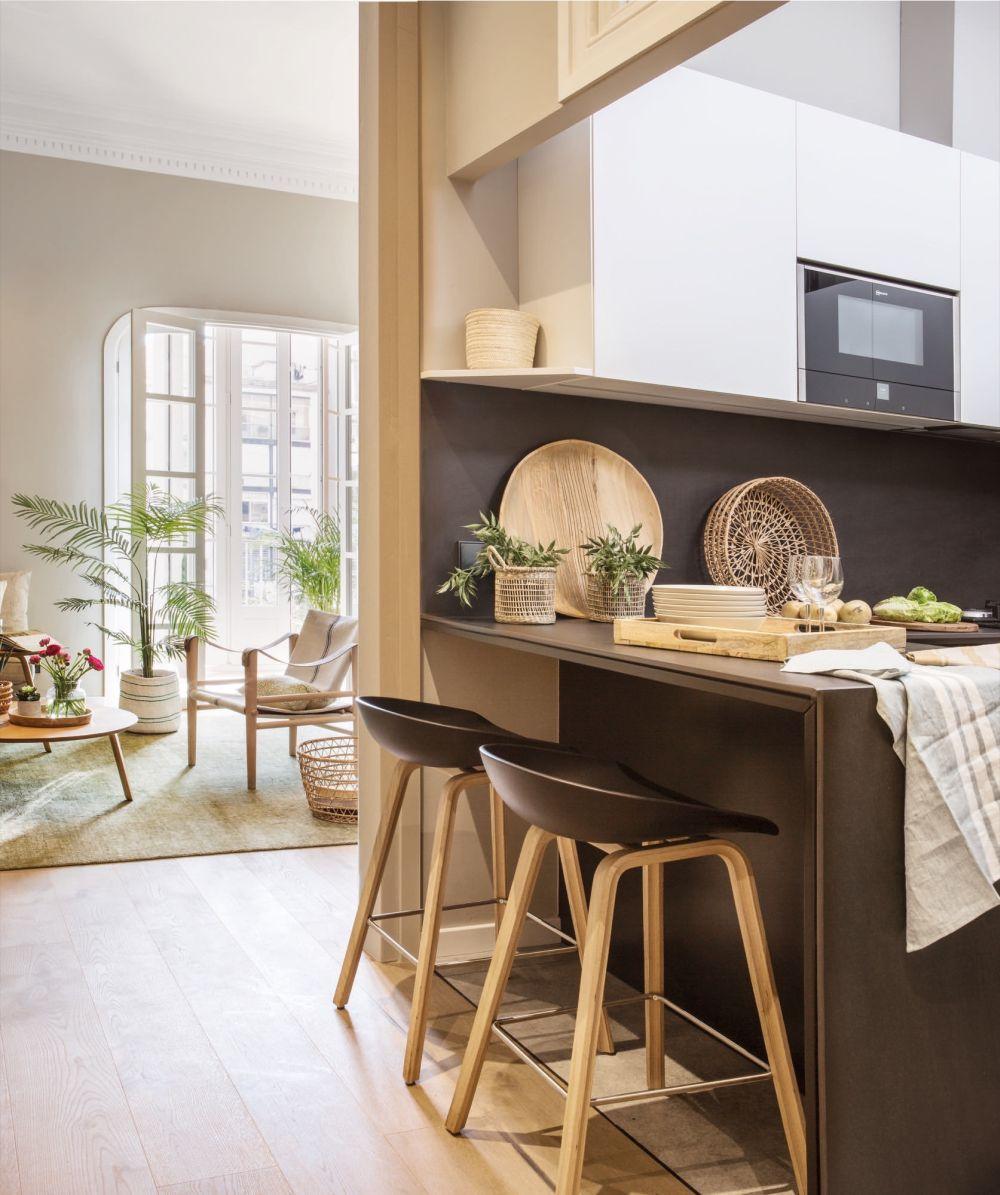 adelaparvu.com despre apartament 80 mp, Barcelona, design Drom Living (11)